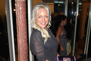 **UK TABLOID NEWSPAPERS OUT** Rita Simons attends the TV Quick & TV Choice Awards champagne reception held at The Dorchester on September 7, 2009 in London, England.