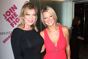 **UK TABLOID NEWSPAPERS OUT** L-R Claire King and Gillian Tayleforth attend the TV Quick & TV Choice Awards champagne reception held at The Dorchester on September 7, 2009 in London, England.