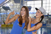 Stefanie Giesinger and Betty Taube Photos Photo