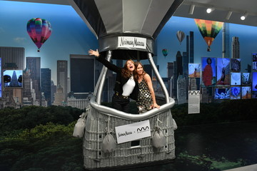 Tabitha Simmons Neiman Marcus At Hudson Yards Fashion Week Kick Off Party With Minnie Muse