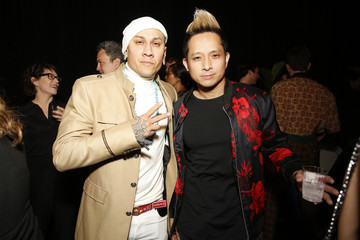"""Taboo Spotify Hosts """"Best New Artist"""" Party At The Lot Studios - Inside"""
