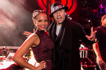 Taboo iHeartRadio Fiesta Latina Presented By Sprint - Backstage