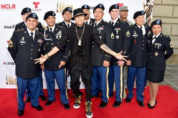 Taboo Arrivals at the NCLR ALMA Awards