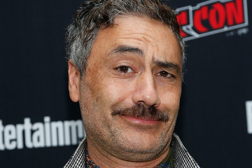 Taika Waititi Entertainment Weekly At New York Comic Con - Day 1