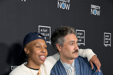 Taika Waititi AT&T Hello Lab Celebrates Its Second Year Of The Mentorship Program, With Lena Waithe And Taika Waititi
