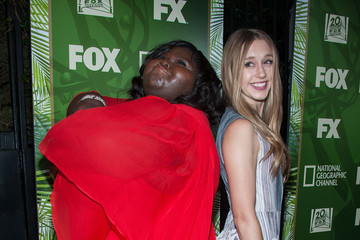 Taissa Farmiga FOX, 20th Century FOX Television, FX Networks And National Geographic Channel's 2014 Emmy Award Nominee Celebration - Arrivals