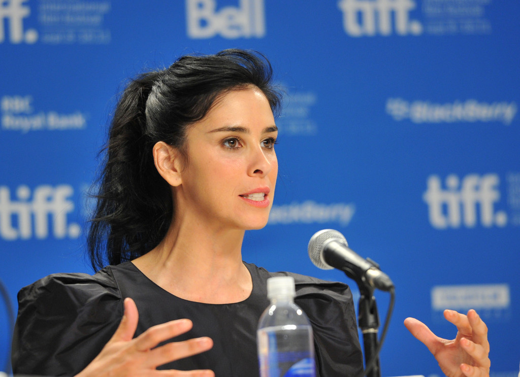 "Sarah Silverman Photos Photos - ""Take This Waltz"" Press ..."