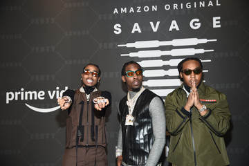 Takeoff Savage X Fenty Show Presented By Amazon Prime Video - Arrivals