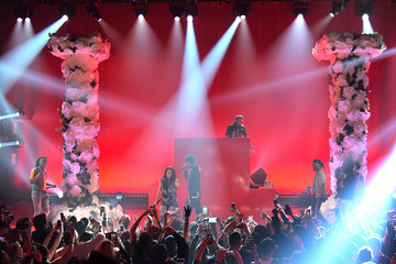 Takeoff Cardi B iHeartRadio Album Release Party With Migos Presented By MAGNUM Large Size Condoms