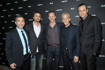 Tal Simanfou Arrivals at the AOL NewFronts