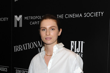 Tali Lennox The Cinema Society With FIJI Water and Metropolitan Capital Bank Host a Screening of Sony Pictures Classics' 'Irrational Man'