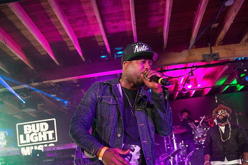 Talib Kweli Bud Light Factory At SXSW In Austin, TX - SPIN Showcase And Bud Light Music Showcase