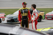 Jeff Gordon Clint Bowyer Photos Photo