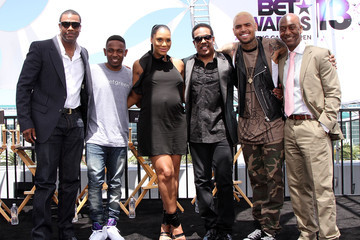 Tamar Braxton BET Awards Press Conference in LA