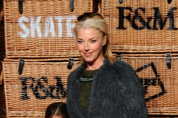 Tamara Beckwith Skate at Somerset House Launch