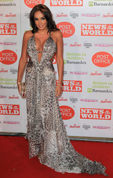 Tamara Ecclestone - News Of The World Children's Champion Awards