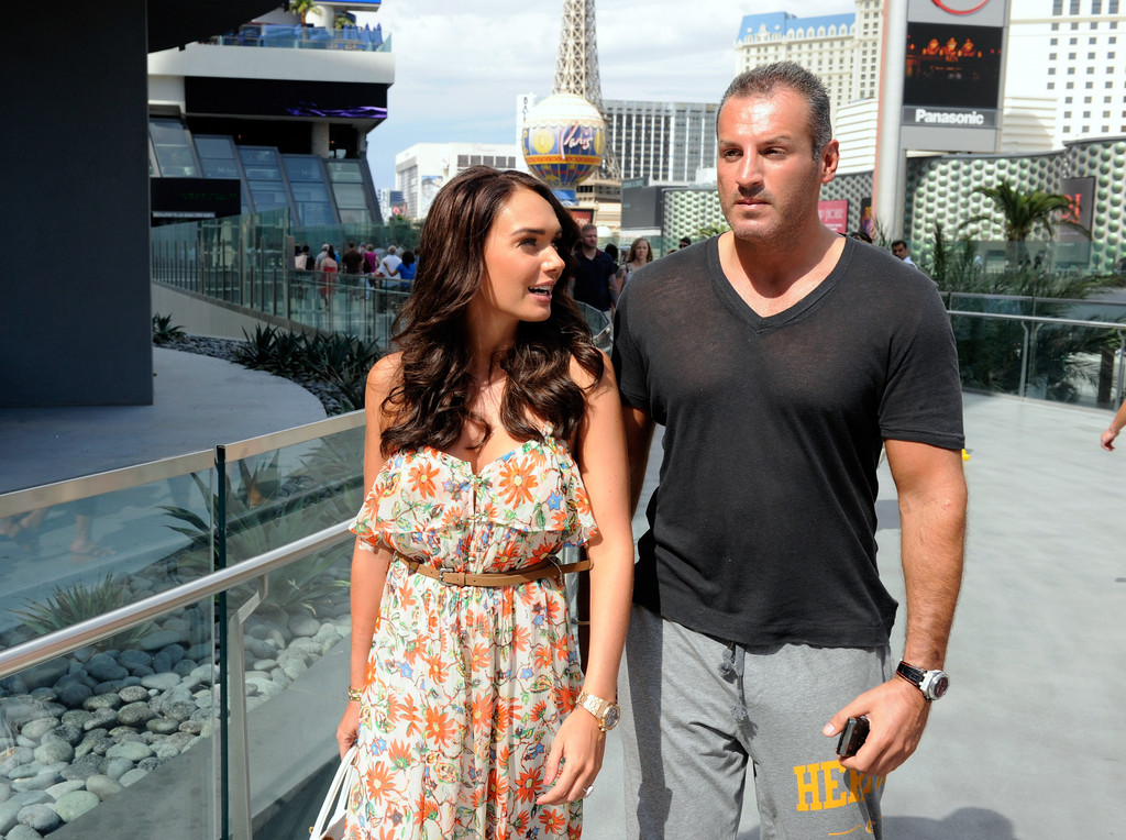 Tamara Ecclestone And Omar Khyami Photos Sighting In Las Vegas September 10 2017 Zimbio