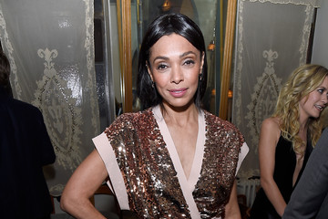 Tamara Taylor Entertainment Weekly Celebrates Screen Actors Guild Award Nominees at Chateau Marmont Sponsored by Maybelline New York - Inside