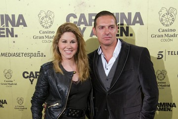 Tamara 'Carmina Y Amen' Premieres in Madrid