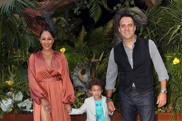 Tamera Mowry-Housley Premiere Of Universal Pictures And Amblin Entertainment's 'Jurassic World: Fallen Kingdom' - Arrivals
