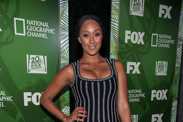 Tamera Mowry-Housley FOX, 20th Century FOX Television, FX Networks And National Geographic Channel's 2014 Emmy Award Nominee Celebration - Arrivals