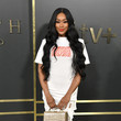 Tami Roman Premiere Of Apple TV+'s 'Truth Be Told' - Arrivals
