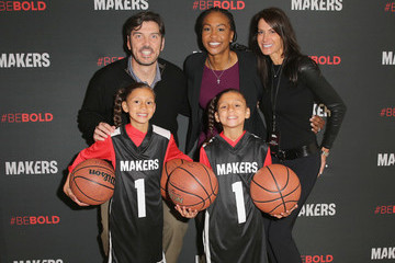 Tamika Catchings The 2017 MAKERS Conference Day 2