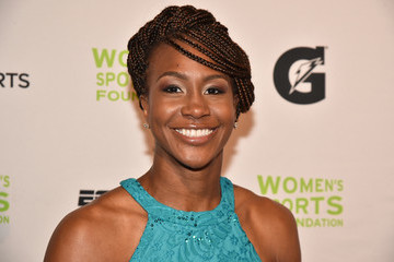 Tamika Catchings 37th Annual Salute to Women in Sports - Arrivals