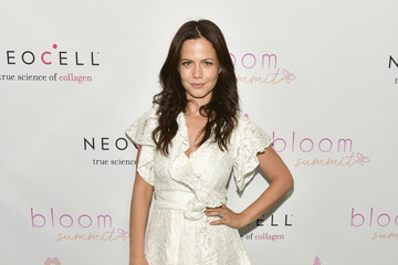 Tammin Sursok Inaugural Celebrity Bloom Summit