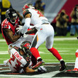 Julio Jones Chris Conte Photos