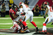 Julio Jones Chris Conte Photos Photo