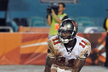 Josh Johnson Tampa Bay Buccaneers v Miami Dolphins