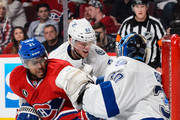 Ben Bishop Devante Smith-Pelly Photos Photo