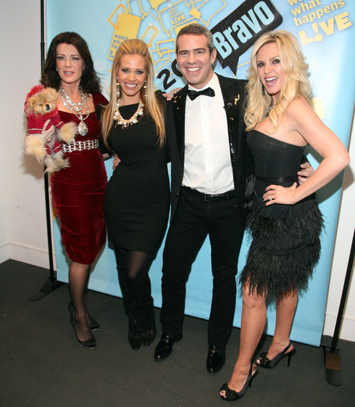 """Andy Cohen New York City House Tour: Bravo's 2011 """"Watch What Happens"""