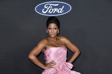 Tamron Hall 51st NAACP Image Awards - Arrivals