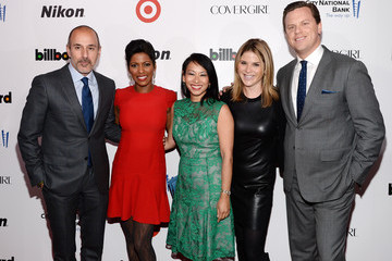 Tamron Hall Arrivals at the Billboard's Women in Music Event
