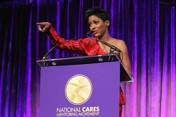 Tamron Hall The National CARES Mentoring Movement's 2nd Annual 'For the Love of Our Children' Gala in NYC