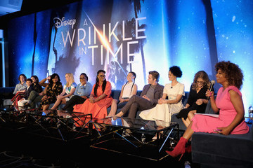 Tanika Ray 'A Wrinkle In Time' Press Conference