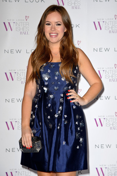 Stars at the New Look Winter Wishes Charity Ball