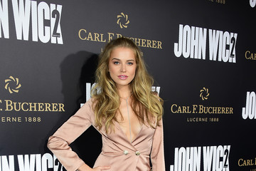 Tanya Mityushina Premiere Of Summit Entertainment's 'John Wick: Chapter Two' - Arrivals