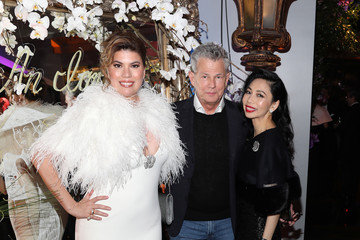 Tanya Thicke Crustacean Beverly Hills Hosts 'An Iconic Affair' In Celebration Of Its 20th Anniversary & Grand Reopening