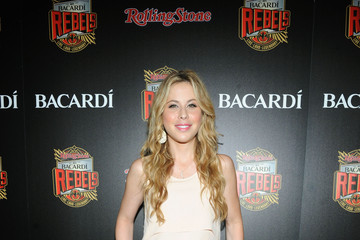 Tara Lapinski Arrivals at the Rolling Stone Hosts Bacardi Rebels
