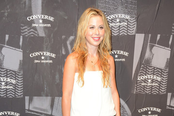 Tara Lipinski John Varvatos And Converse Celebrate Fashion Week And The Launch Of The Weapon