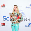 Tara Reid ScotWeek Red Carpet Launch Party Celebrating Scottish Culture And Excellence
