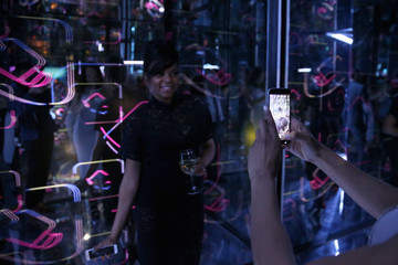 Taraji P. Henson Samsung Launches The Galaxy S 6 With Special Guests In Los Angeles