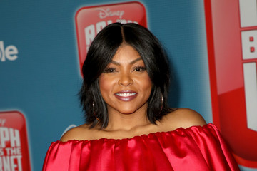 "Taraji P. Henson Premiere Of Disney's ""Ralph Breaks The Internet"" - Arrivals"