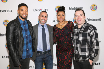 Taraji P. Henson Entertainment Weekly's First- Ever 'EW Fest,' Presented by LG OLED TV