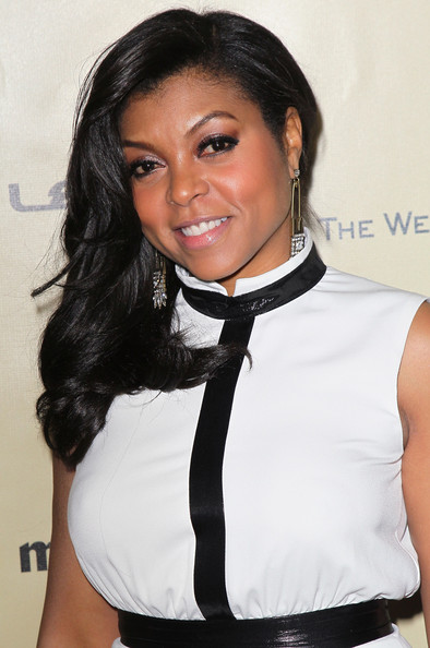 Taraji P. Henson - The Weinstein Company's 2013 Golden Globe Awards After Party - Arrivals