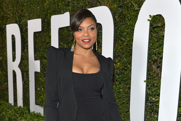 Taraji P. Henson 'Mandela: Long Walk to Freedom' Premieres in Hollywood