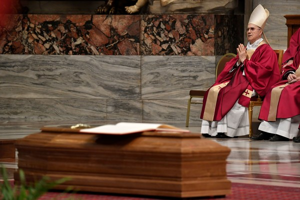 Vatican Funeral for Disgraced US Cardinal Law
